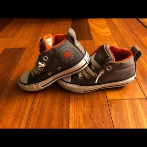 Toddler boy Converse sneakers